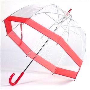 Red Dome Umbrella